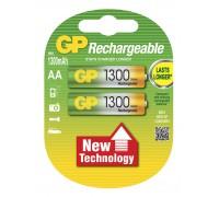 Аккумуляторная батарейка GP Professional 130AAHC-U2, 1.2V Аккумуляторные батарейки  GP Batteries