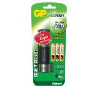 Светодиодный фонарь GP LCE203 Фонари  GP Batteries