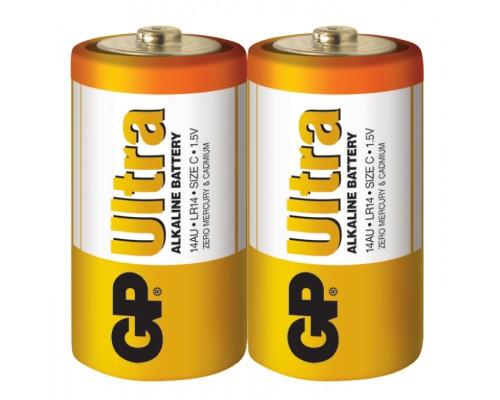 Батарейка GP D (LR20) Ultra Alkaline 13AU-S2