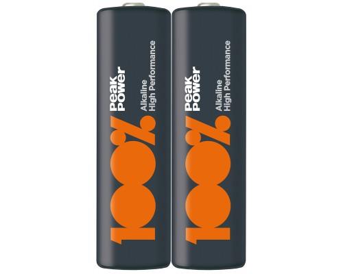 Батарейка AA (LR6) 100% PeakPower 15A-S2