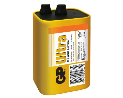 Батарейка GP B (4LR25) Ultra Alkaline 908AU-S1