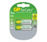 Аккумуляторная батарейка GP ReCyko+ 210AAHCE-U2, 1.2V