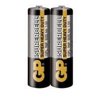 Батарейка GP Supercell 15PL-S2, R6, АА, 1.5V