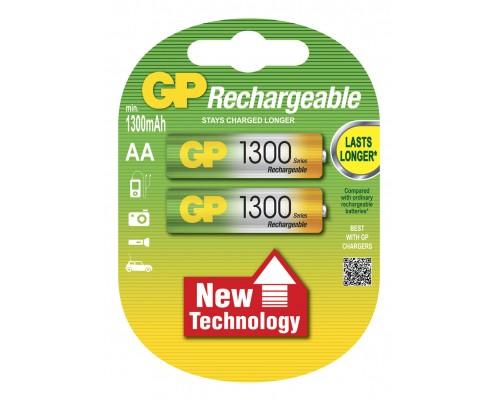 Аккумуляторная батарейка GP Professional 130AAHC-U2, 1.2V
