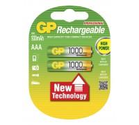 Аккумуляторная батарейка GP Professional 100AAAHC-U2, 1.2V Аккумуляторные батарейки  GP Batteries