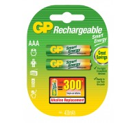 Аккумуляторная батарейка GP Smart Energy 40AAAHCE, 1.2V