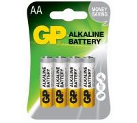 Батарейка GP AAA (LR03) Grey Alkaline 15AE-2UE4 Щелочные батарейки  GP Batteries