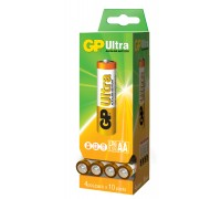 Батарейка GP AA (LR6) Ultra Alkaline 15AU-DP40 Щелочные батарейки  GP Batteries