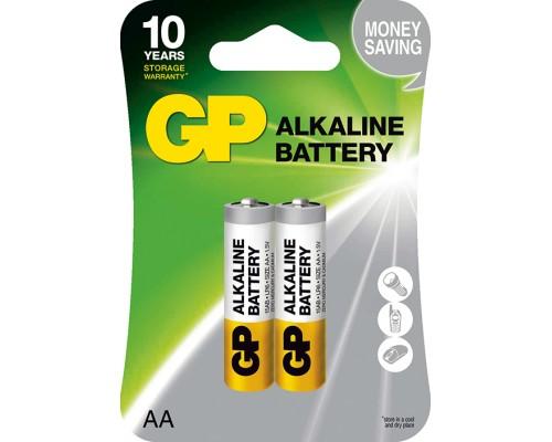 Батарейка GP AAA (LR03) Grey Alkaline 15AE-2UE2