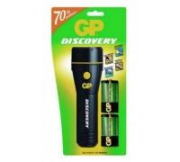 Светодиодный фонарь GP L003 Фонари  GP Batteries
