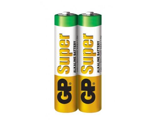 Батарейка GP AAA (LR03) Super Alkaline 24A-S2